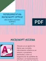 Herramientas Microsoft Office