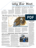 The Daily Tar Heel for July 12, 2017