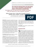 Enrique Pérez, Alberto (2014) La cueva Alihuén, nuevos registros de pinturas rupestres en la vega de mapimú.pdf