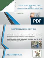 Certifica Do Banca Rio