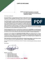 Carta de Reclamo Edelnor