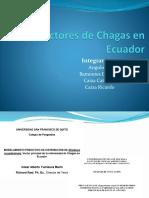 Vectores de Chagas en Ecuador