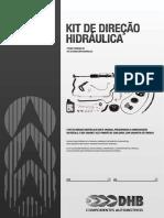 DHB - Kit Direção Hidráulica