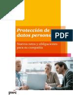 Pwc Ley de Proteccion de Datos
