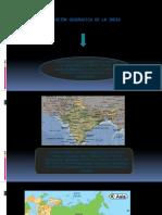 Ubicación Geografica de La India Antigua