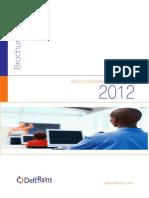 Oracle 11g Brochure