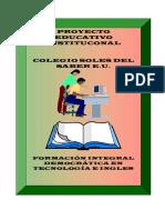 1. Proyecto Educativo Institucional 2007