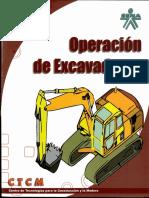 Operacion de Excavadoras