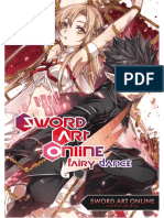 Sword Art Online 4 - Fairy Dance