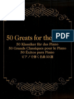 Yamaha 50 Greats Piano