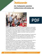 Entrega Toño Astiazarán paneles solares a instituciones altruistas de Nogales