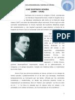 José Eustasio Rivera_biografía
