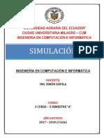 Temas - Libro de Simulación