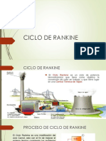 Ciclo de Rankine