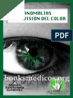 Anomalias en La Vision Del Color