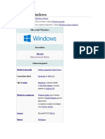 1 Microsoft Windows Ofimatica