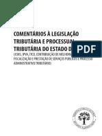 Regulamento COMENTADO ICMS Ceara 2016