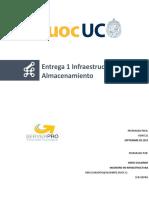 VIDACELL - Entrega Arquitectura de Almacenamiento_Progeso