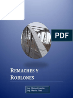 Remaches y Roblones