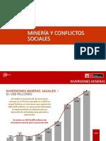 Minería y Conflictos Sociales