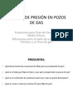 Clase 18 - Flujo de Gas en Un Medio Poroso 012017 (1)