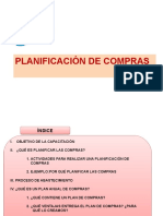 2 Planificacion de Compras