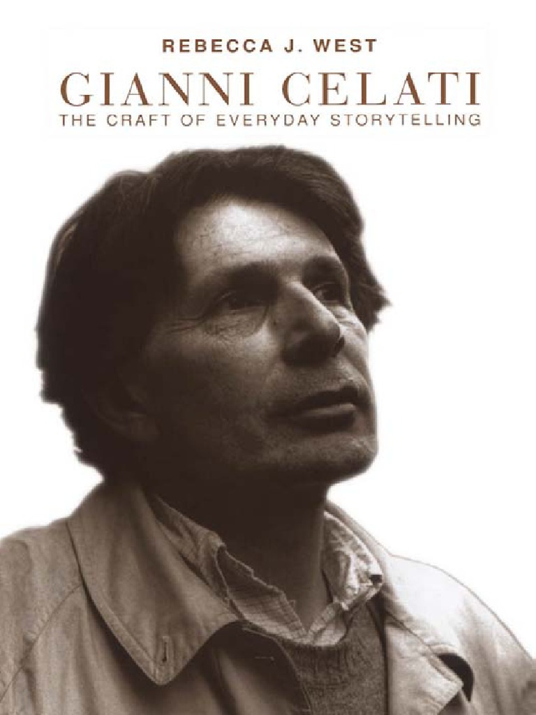 Rebecca West Gianni Celati Postmodernism Poetry