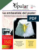 El Popular 392 Órgano de Prensa Oficial del Partido Comunista de Uruguay