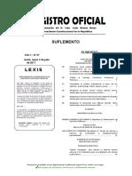 Suplemento Sumario RO 027 Del 03-JUL-2017