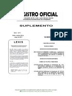 Suplemento Sumario RO 003 Del 30-MAY-2017