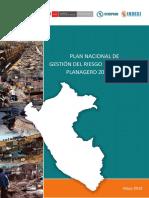 Plan Nac Ges Riesg Desastres Planagerd 2014-2021 Cenepred