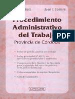 Ley de procedimiento administrativo del trabajo de la Pcia. De C.pdf