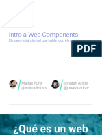 Intro a Web Components