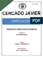 4.10. Herramientas Estadísticas de v.a Binomial Sobre Datos de Simulación