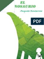 Monterroso, Augusto - El Dinosaurio