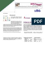 186 Actividades Para Desarrollar Las Inteligencias Multiples