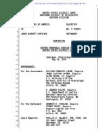 James Everett Dutschke sentencing transcript