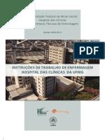 INSTRUÇÕES DE TRABALHO DE ENFERMAGEM HOSPITAL DAS CLÍNICAS  DA UFMG.pdf