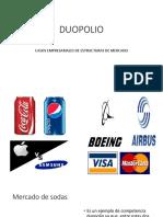Duopolio Item c
