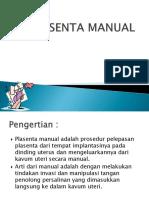 Plasenta Manual Br