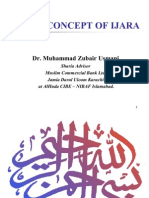 Ijara by Zubair Usmani