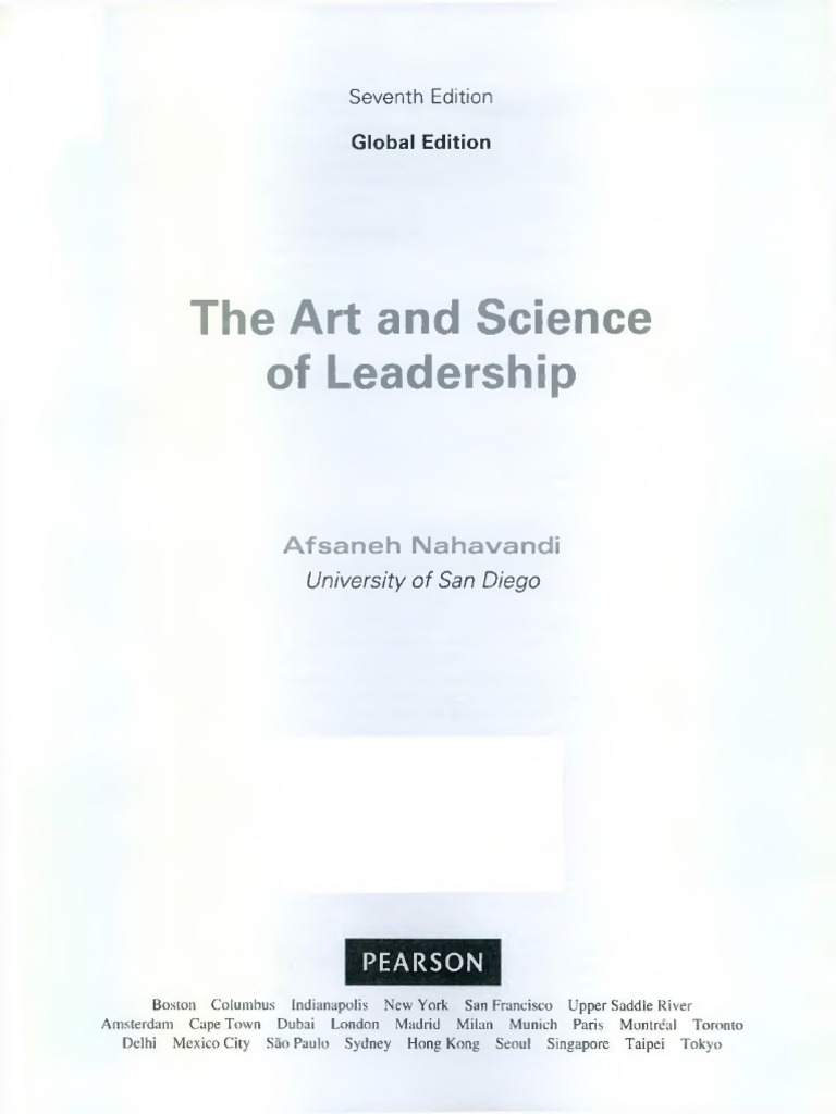 operations supervisor resume%0A The Art and Science of Leadership  th   Leadership  u     Mentoring   Leadership