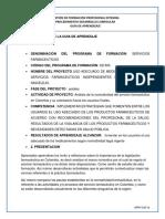 6_1fase Ejecucion_GFPI-F-019 V3 Formato_Guia de Aprendisaje