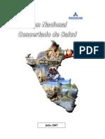 Politicas Nacionales Salud-Peru 2007