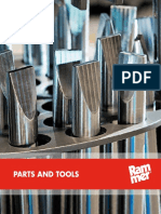 Rammer Parts and Tools