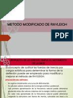 METODO MODIFICADO DE RAYLEIGH.pptx