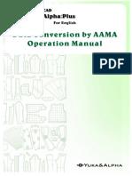 AAMA Manual