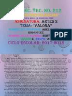 Artes 2 Valona