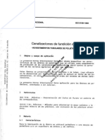 ISO 8180-1985 Mangas de Polietileno Para Tuberias de HD (Sp)