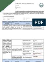 Cartel de Competencias, Capacidades e Indicadores - 2017